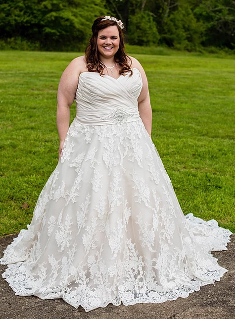 The Premier Plus Size Dress Tination